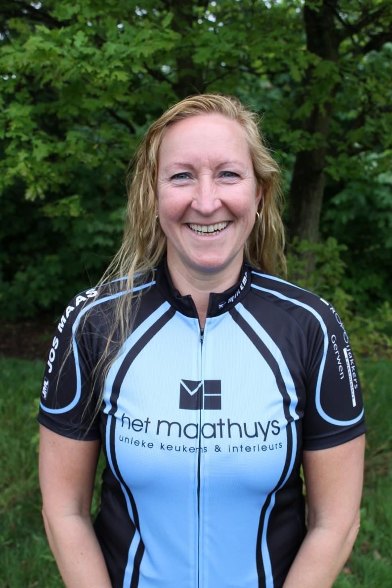 Mireille van Schijndel was sterkste vrouw op de Run-Bike-Run