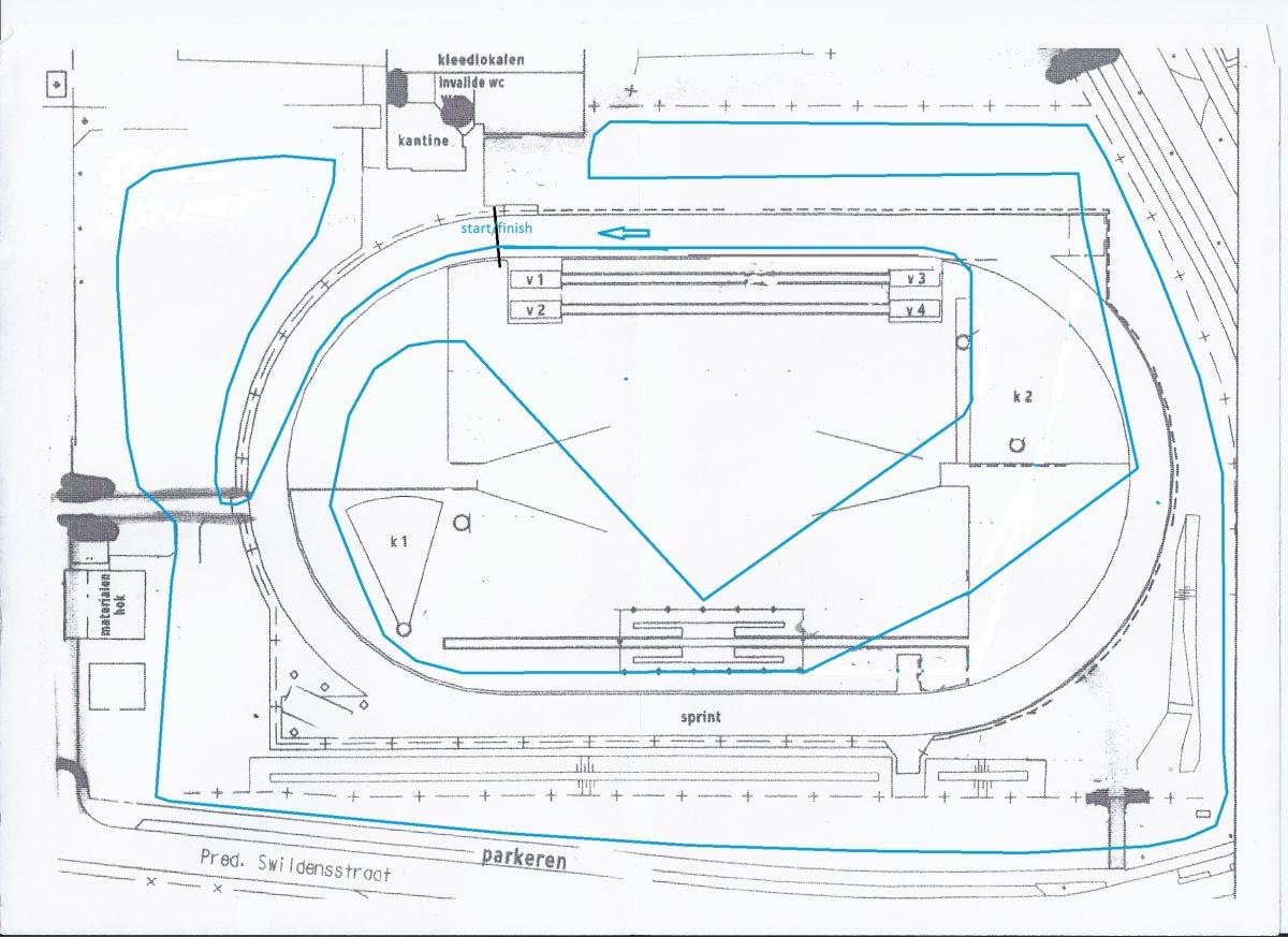 Parcours clubcross1200